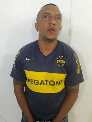 68d242ada9 18ª CIPM captura o traficante Adrianinho que possuía mandado de prisão