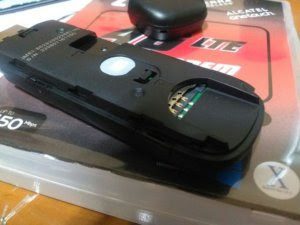 desain modem usb 4g ZTE MF831
