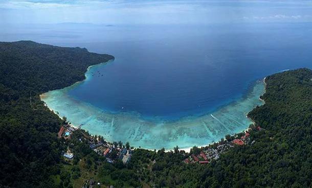 Teluk Dalam, Pulau Perhentian Besar