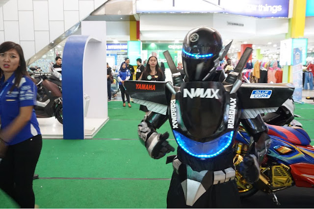 NMAX Yamaha Motor Palembang