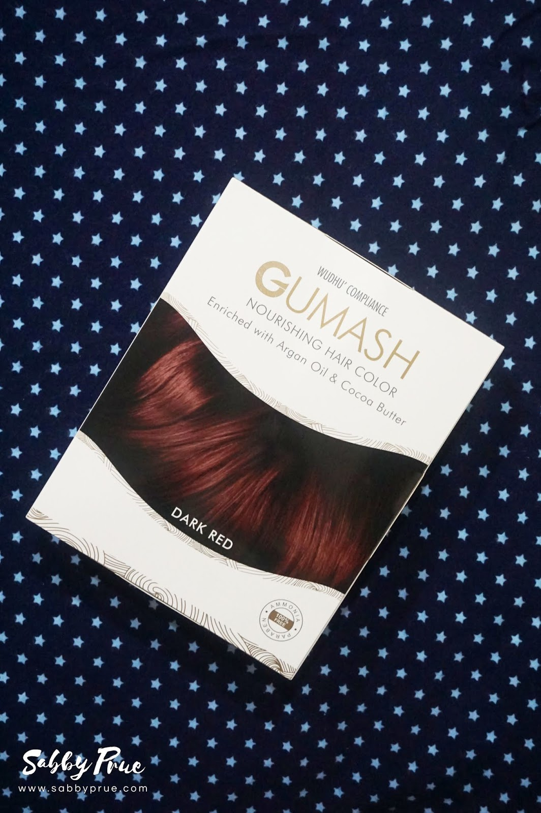 Gumash Wudhu Compliance Hair Color Review Sabby Prue
