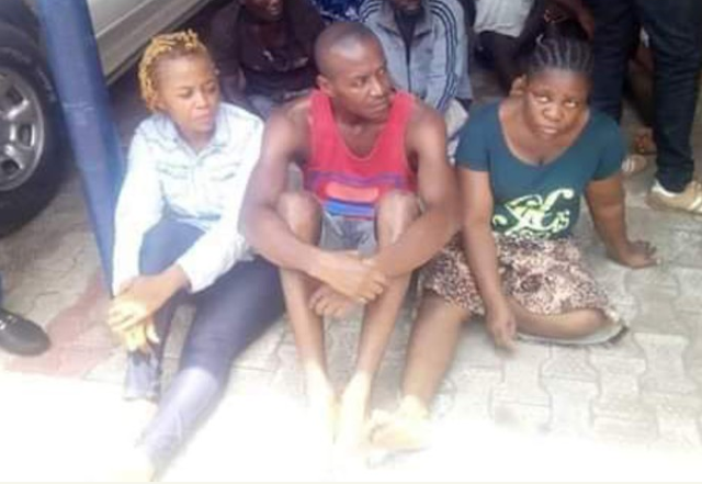 3 Persons Involved For Stripping Woman Unclad In Anambra Bags 16 Months, 9yrs Jail Terms Respectively