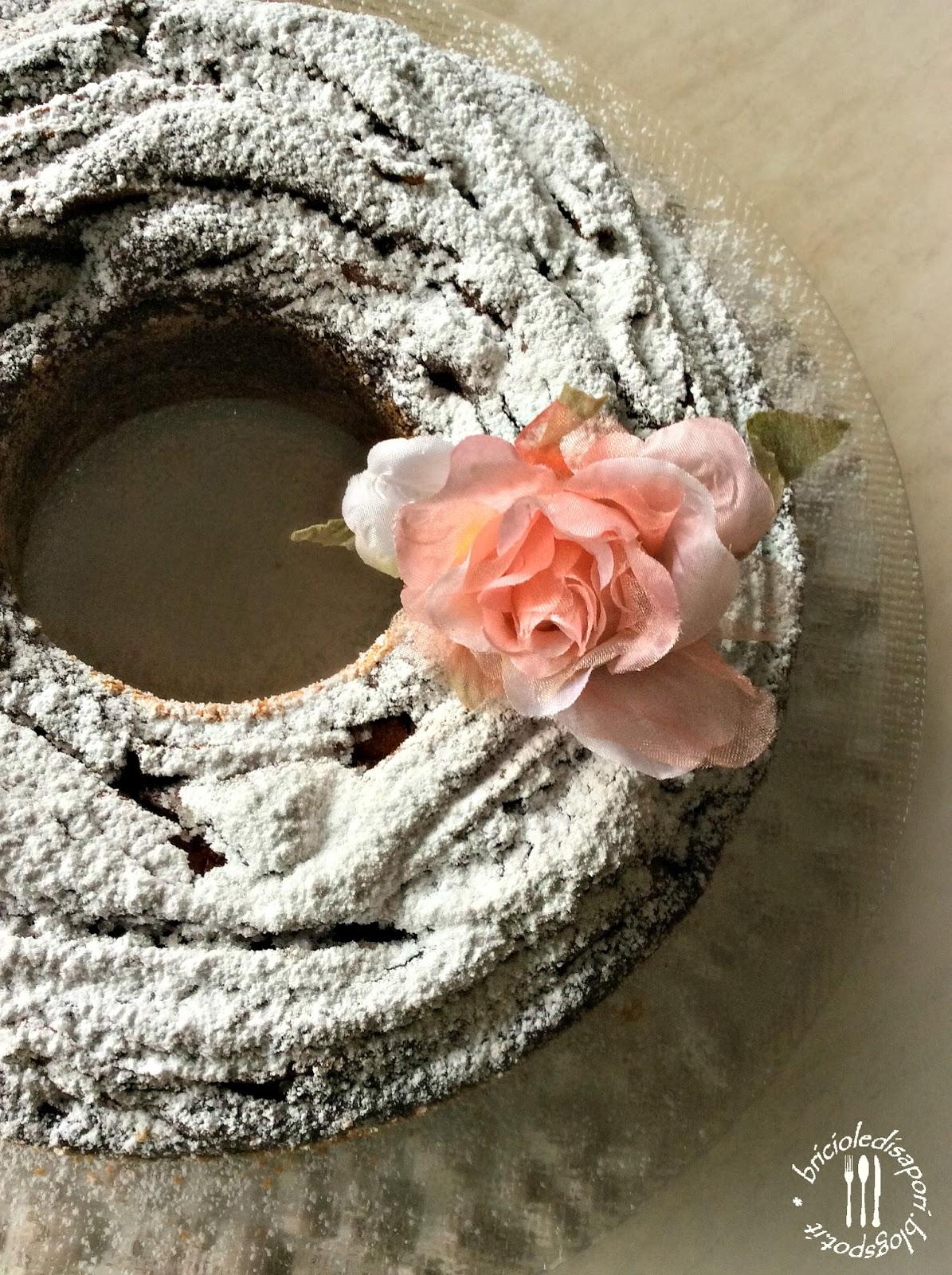 torta di pere e cioccolato bellissima