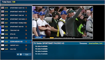 ENJOY NEW AMAZING IPTV APPLICATION ALL CHANNELS WITH SPORT