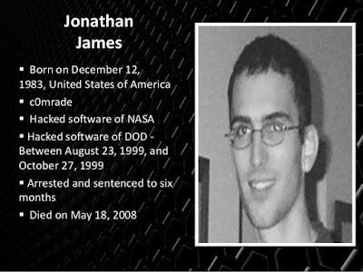 Jonathan James ( C0mrade )