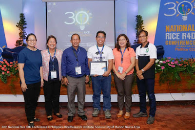 IRRI solidifies partnership with PhilRice at the 30th National Rice R&D Conference