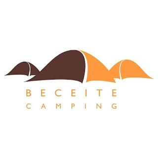 camping, beceite, beseit, logo
