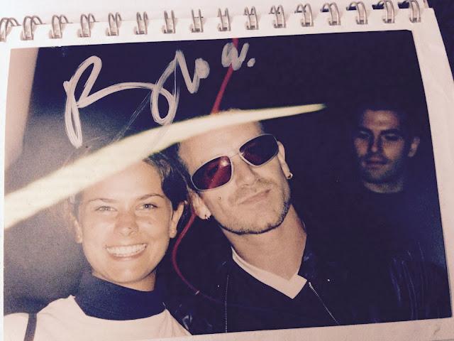 Bono and I