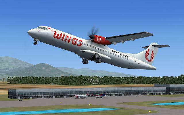 Medan – Takengon dengan Wings Air Cuma Rp400.000