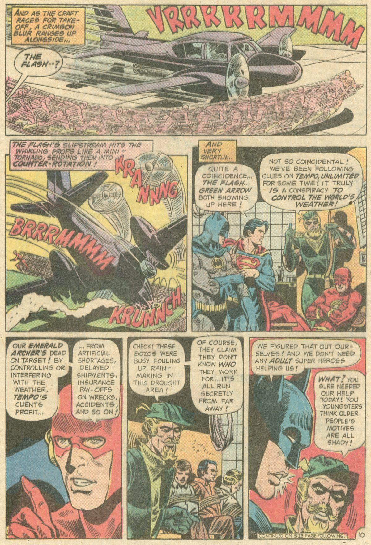 Read online World's Finest Comics comic -  Issue #231 - 16