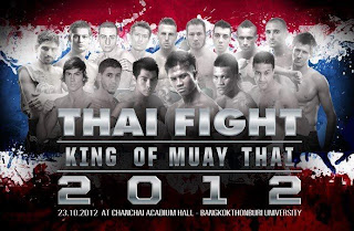 Thai Fight King Of The Ring