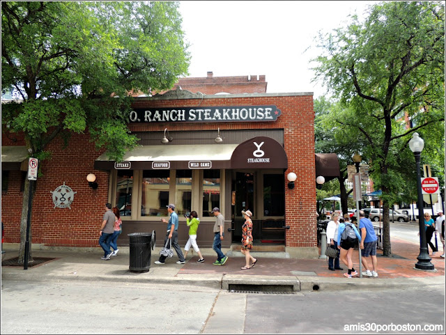 Y.O. Ranch Steakhouse en Dallas
