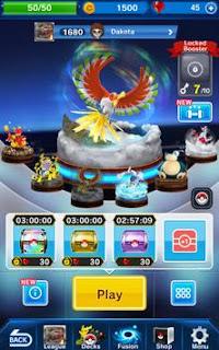 Download Pokemon Duel Apk Full Attack