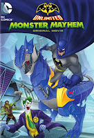 Batman Unlimited: Monster Mayhem (2015) online y gratis