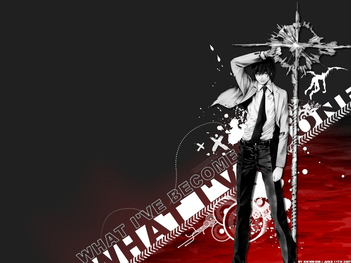 Anime Wallpaper Naruto Shippuden Wallpapers Death Note Hd