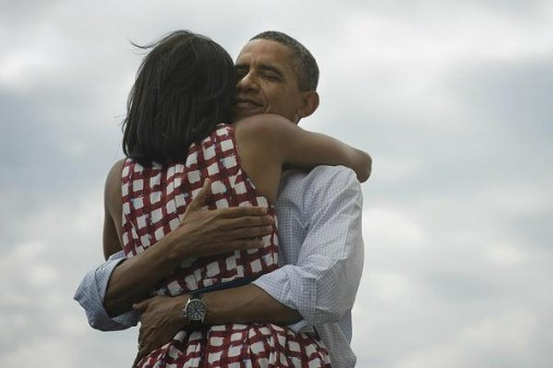 President Obama & First Lady