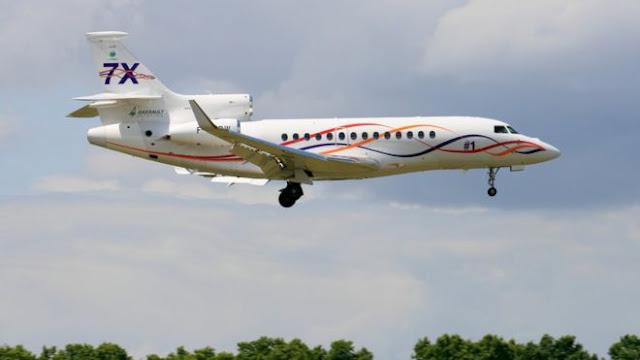 Sebut Karena Firman Tuhan, Pengkhotbah AS minta jemaat belikan pesawat pribadi keempat untuknya