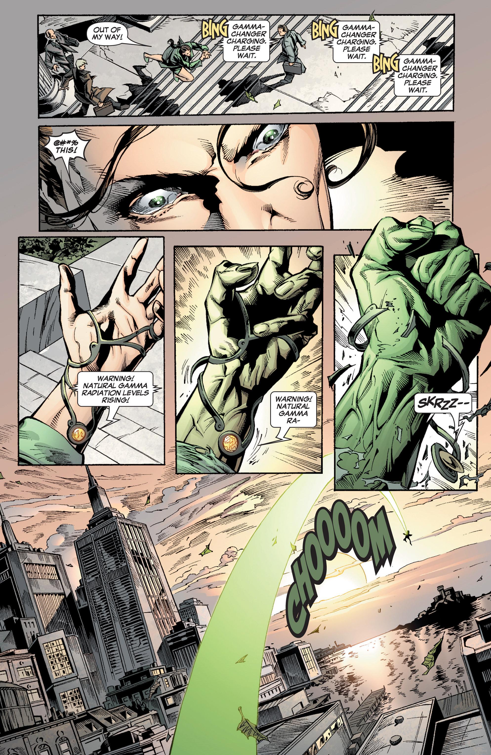 Read online She-Hulk (2005) comic -  Issue #7 - 20
