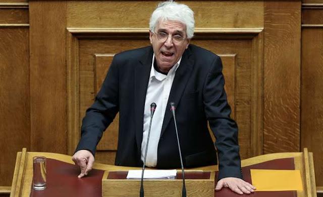 """Απίστευτος Παρασκευόπουλος: """"Τους υποχρεώνουμε να αναγνωρίσουν ότι η Πέλλα είναι ελληνική""""!"""