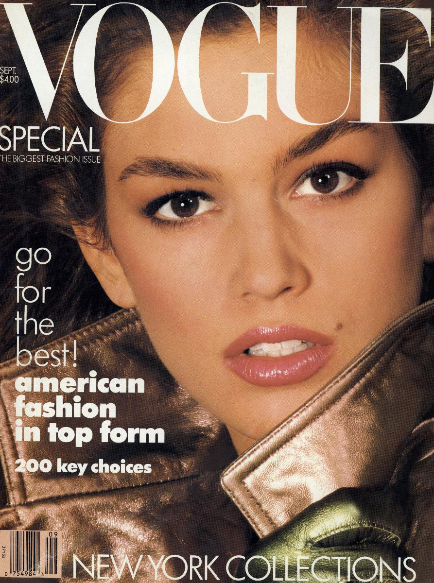 Rhyme&Reason: A Look Back: Vogue September Covers Over The