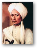 Perang di jawa pada tahun 1825 - 1830 yang dipimpin oleh Pangeran Diponegoro