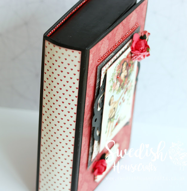 #tbt Decorated box tutorial | By Anna Sigga