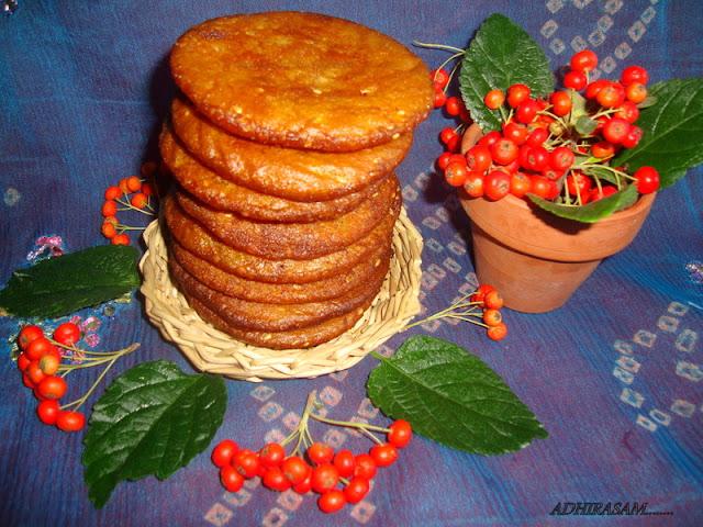 images for  Adhirasam / Arisalu/AriseluAdhirasam Recipe / Arisalu Recipe/Ariselu Recipe / Athirasam Recipe