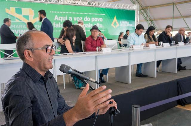 Câmara em Movimento vai ao Itapoã ouvir a comunidade