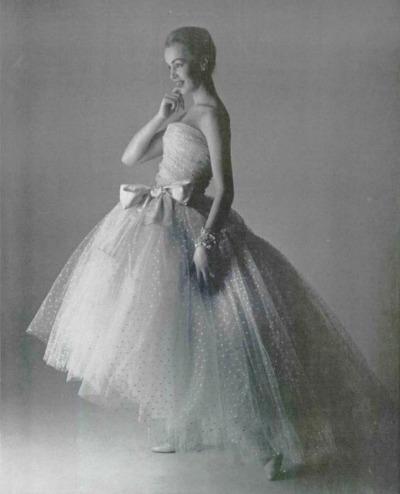 Christian Dior 1956 Formal