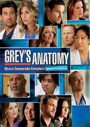 Baixar Grey's Anatomy 8ª Temporada Dublado