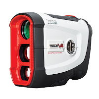 Bushnell 2017 Tour V4 Shift Golf Laser Rangefinder, with Slope Switch technology, range from 5 to 1000 yards and 400 yards to flags, accurate to 1 yard, PinSeeker with Jolt technology, 5x magnification