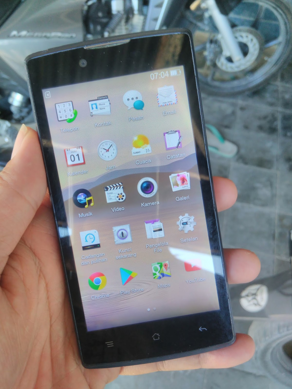 Oppo Neo 3 Terjual