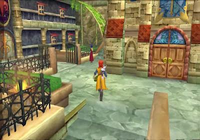 Dragon Quest VIII - El Periplo del Rey Maldito - Arcadia