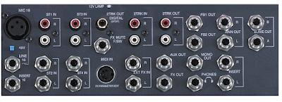 Allen & Heath PA 12 Mixer