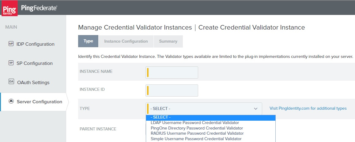 How to configure custom password validator in PingFederate?