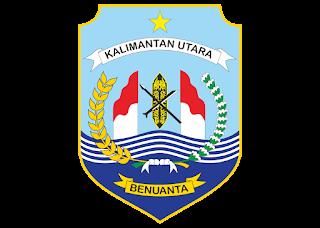 Logo Provinsi Kalimantan Utara Vector