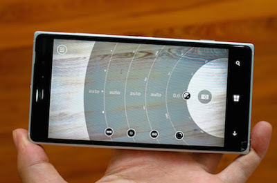 kính cảm ứng Lumia 730 được ép bằng máy ép kính
