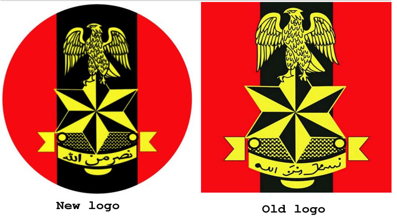 Nigerian Army floats new logo, gets blasted by civilians
