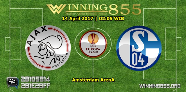 Prediksi Skor Ajax vs Schalke 14 April 2017