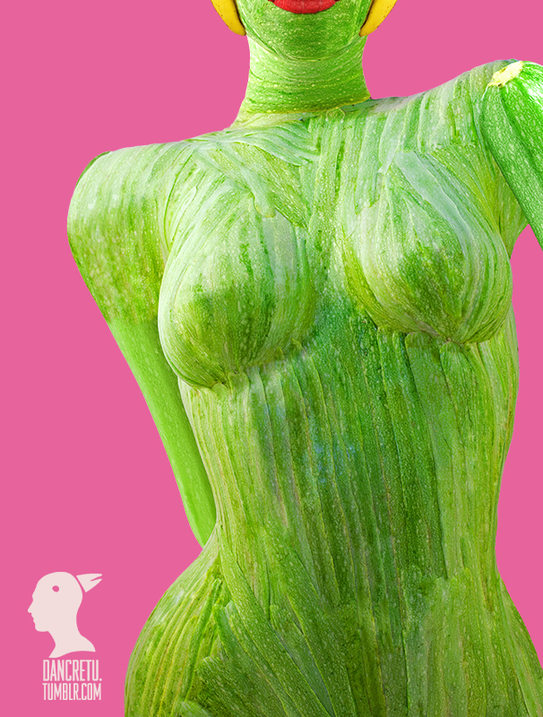 03-Front-Body-Zucchini-Dan-Cretu-Human-Anatomy-with-Food-Art-Sculptures-www-designstack-co