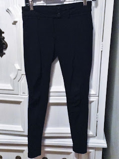 Black dress pants