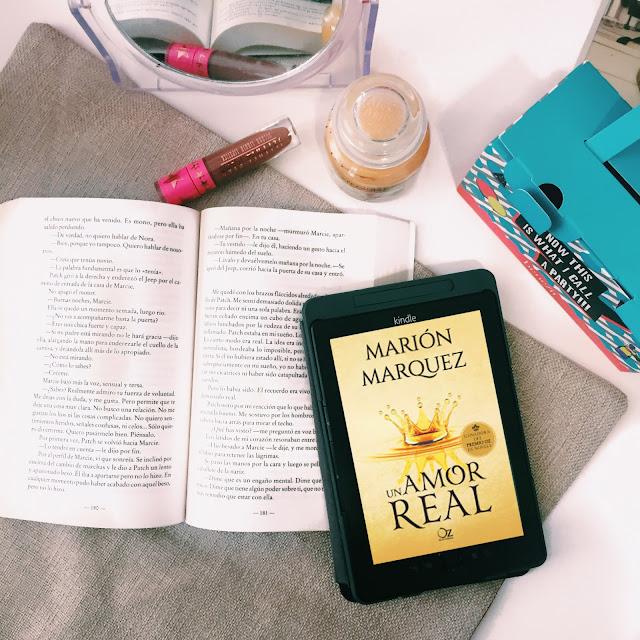Un Amor Real - Marión Marquez | Reseña