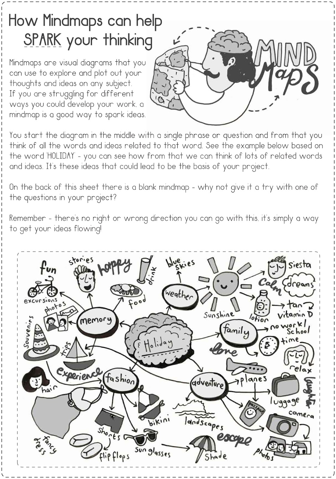 Sally Likes Doodling