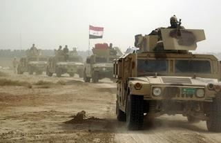 مدونة العراق - عاجل : انطلاق عملية تحرير عنة في غرب الأنبار من ثلاث محاور