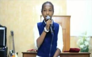 Sister Laura Wanma