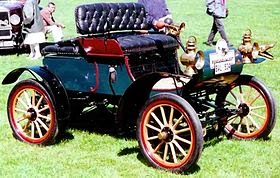 Oldsmobile Curved Dash Runnabout 1904