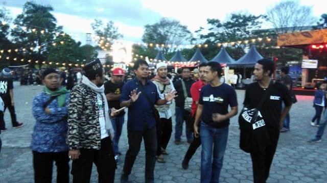 Almumtaz Temukan Banyak Pelanggaran, Konser Musik di Tasikmalaya Akhirnya Dibatalkan