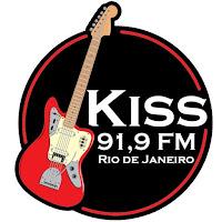 Rádio Kiss FM - Rio de Janeiro/RJ