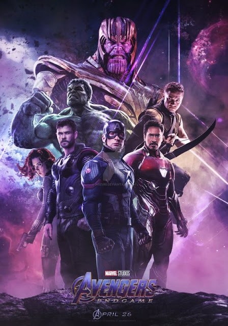 Avengers Endgame 2019 Snap Mobile Wallpaper