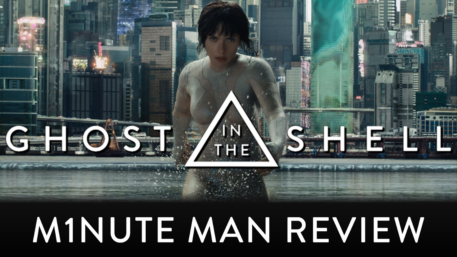 movie review Ghost in the Shell podcast